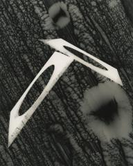 Yin and Yang in Flight, 1956 Abstract Photomontage
