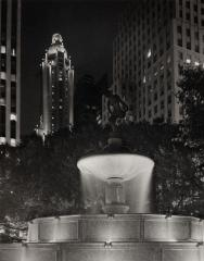 Pomona, Pulitzer Fountain, New York City, 2008
