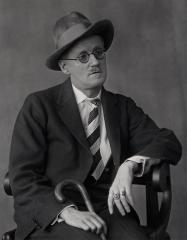 James Joyce, Paris, 1928