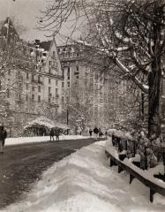 The Dakota, Central Park, West, January, 2006