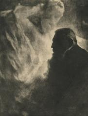 2:5, I. Rodin, by Eduard J. Steichen, April 1903