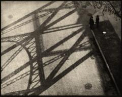 49-50:23, VIII. From the Viaduct, 125th Street, New York, by Paul Strand, June 1917