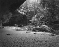 Autumn Rain, Ash Cave, Ohio, 1976