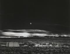 Moonrise, Hernandez, New Mexico, 1941