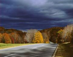 The Taconic Parkway, North to Albany, 1983