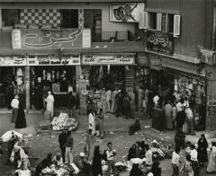 Bazaar, Cairo, Egypt, November 1979