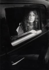 Shiela in Car, The Sleepwalker, from the series, The Somnambulist, 1970