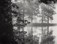 Morning Mist, Merced River, California, May 26, 1978