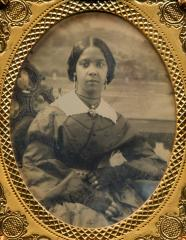 African American woman, 1855