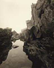 Rocks, Grey Point, New Hampshire, 1990