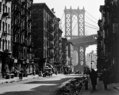 Henry Street, (Pike and Henry Street,) March 6, 1936